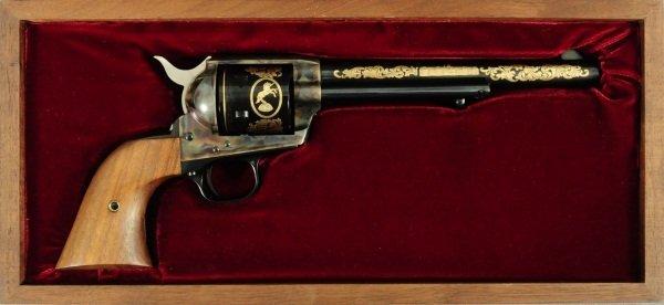 Colt SA .45 Winchester Commemorative in Case FFL