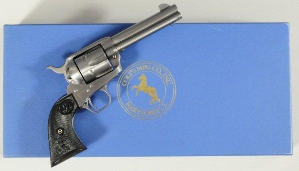 Colt Custom SAA .45 in Box FFL