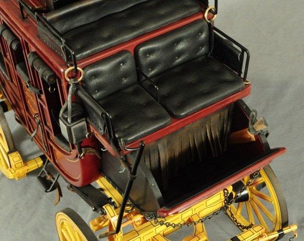 Dale Ford Original Wells Fargo Stagecoach Wagon - 10