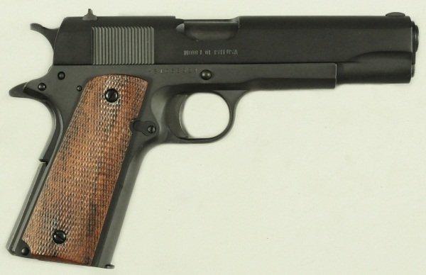 High Standard 1911 .45 FFL