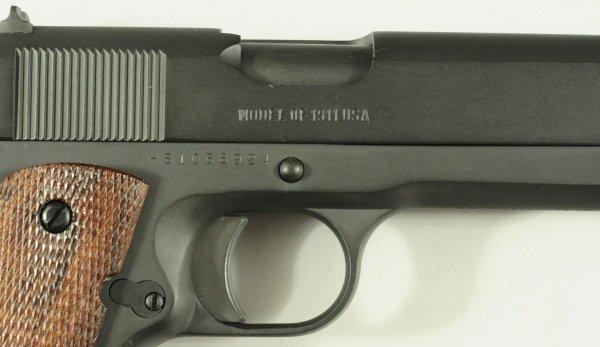 High Standard 1911 .45 FFL - 2
