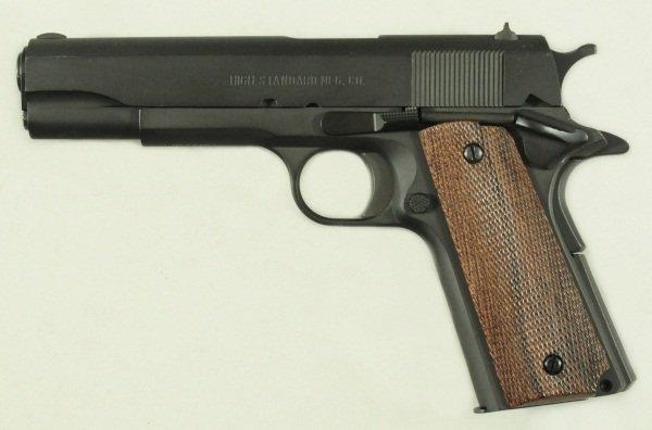 High Standard 1911 .45 FFL - 3