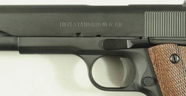 High Standard 1911 .45 FFL - 4