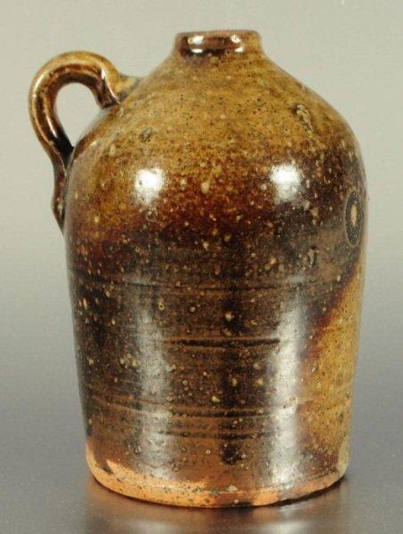 18: Small Meyer Texas Stoneware Jug