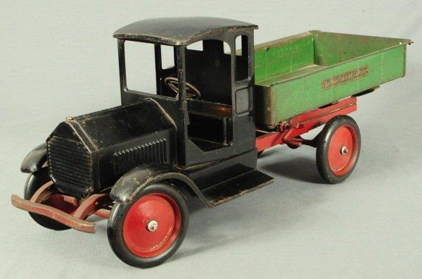 24: Sturditoy Co. Pressed Steel Truck