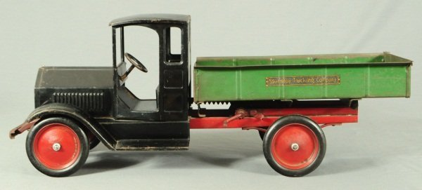 24: Sturditoy Co. Pressed Steel Truck - 2