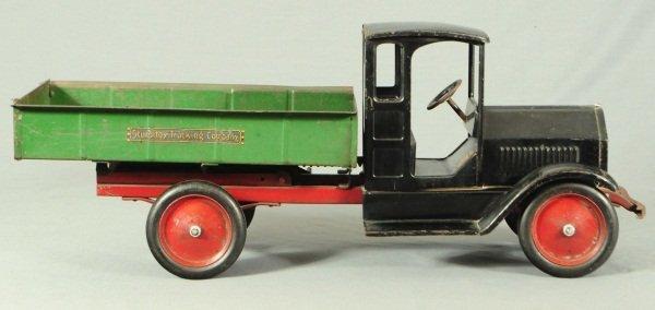 24: Sturditoy Co. Pressed Steel Truck - 4