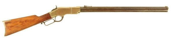 202: Henry Rifle Used by Robert Duvall in Lonesome Dove
