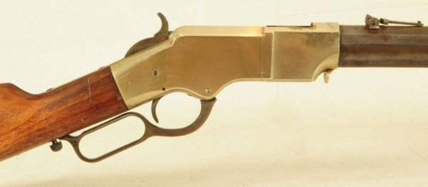 202: Henry Rifle Used by Robert Duvall in Lonesome Dove - 3