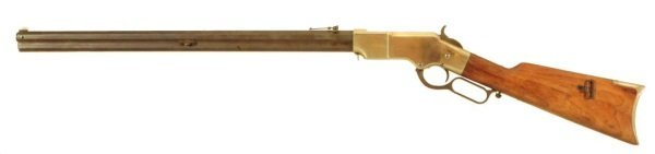202: Henry Rifle Used by Robert Duvall in Lonesome Dove - 5