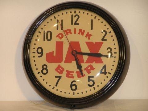 28: Jax Beer Clock