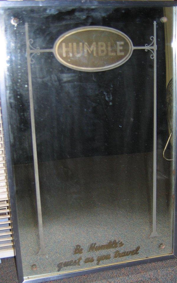 1: Humble Oil Mirror