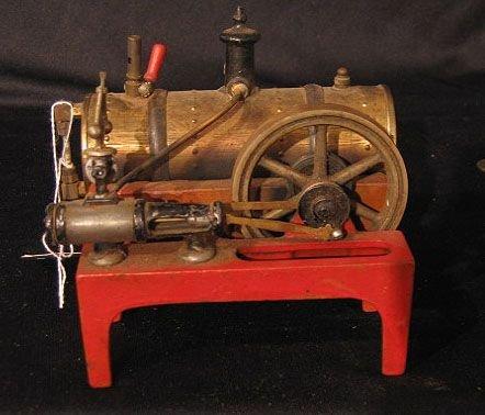 4A: Weeden Toy Steam Powered Engine