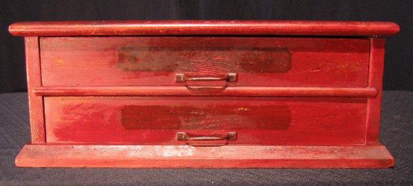 8: Clarks O.N.T. Thread Cabinet