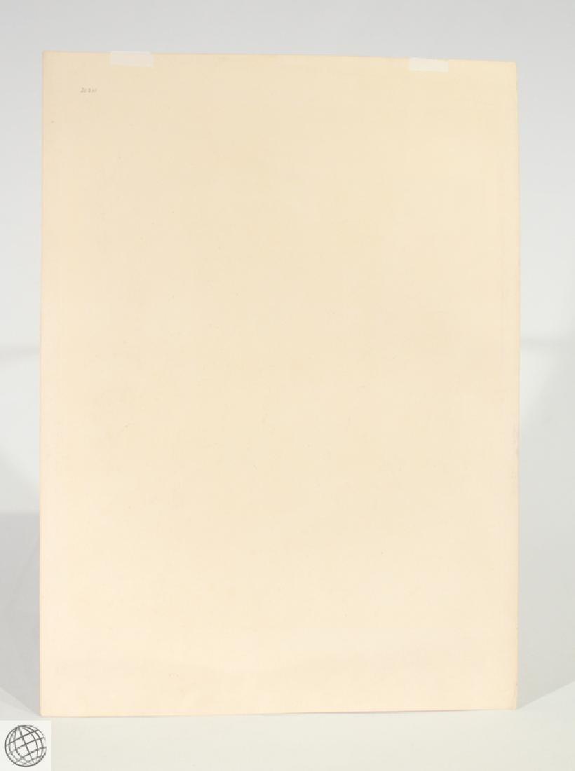 Mandan Indians KARL BODMER Hand Colored Aquatint - 9