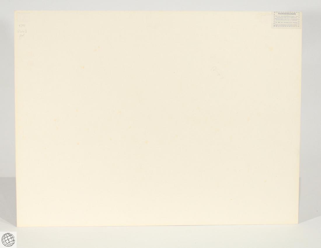 Sandlewood OTTO EERELMAN Color Lithograph Goffart Horse - 6