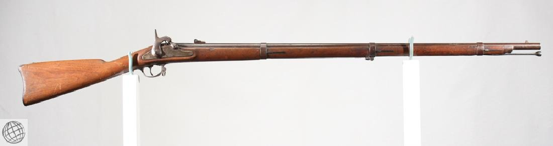 Model 1861 SPRINGFIELD PERCUSSION RIFLED MUSKET Dated
