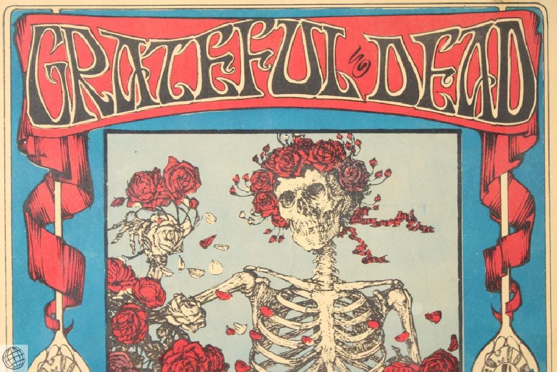 Grateful Dead Family Dog STANLEY MOUSE Rare Original - 3