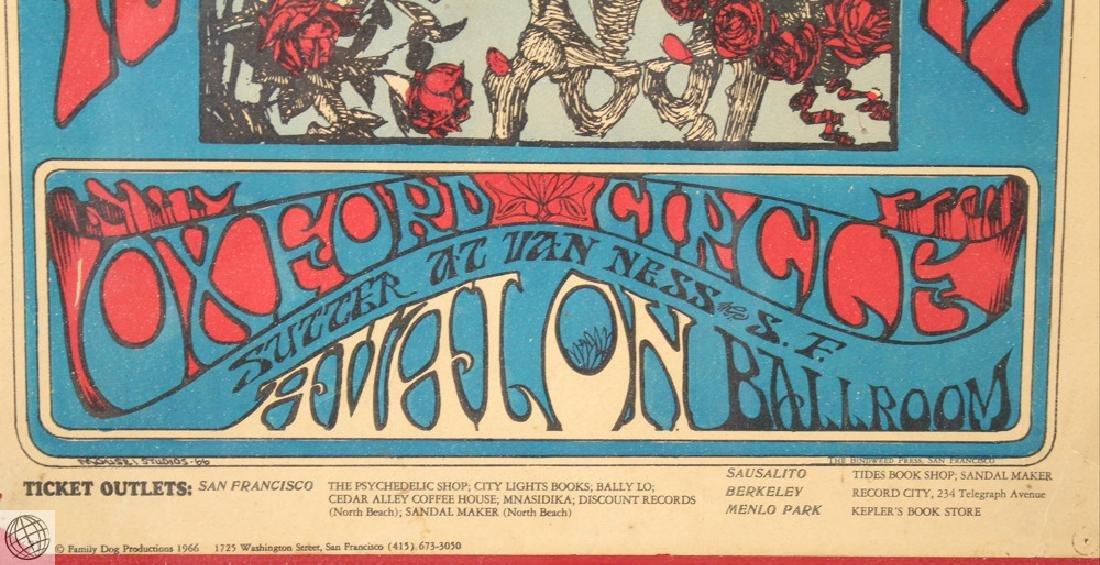 Grateful Dead Family Dog STANLEY MOUSE Rare Original - 5