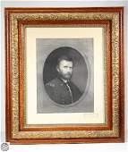 General Grant WILLIAM E MARSHALL Antique Original 19th