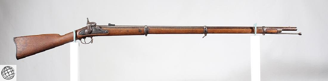 Model 1861 Percussion SPRINGFIELD RIFLED MUSKET .58 Cal