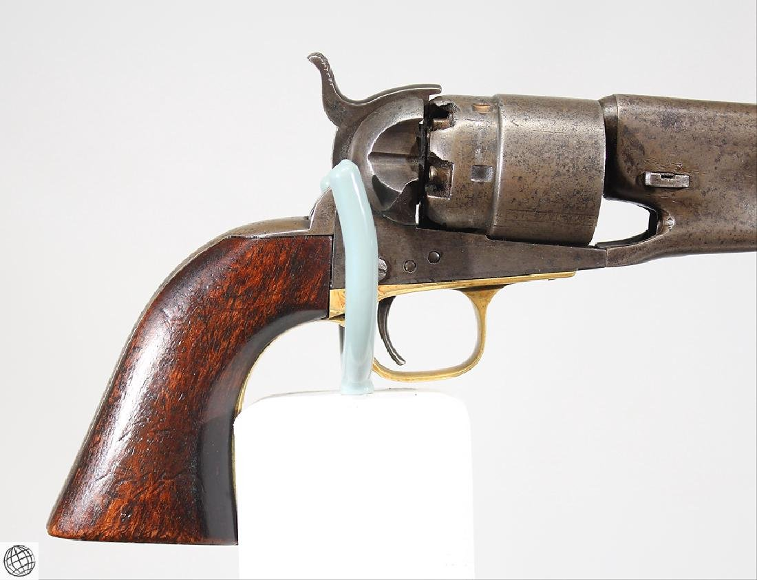 """Model 1860 COLT ARMY REVOLVER 8"""" Bbl Matching Serial - 2"""