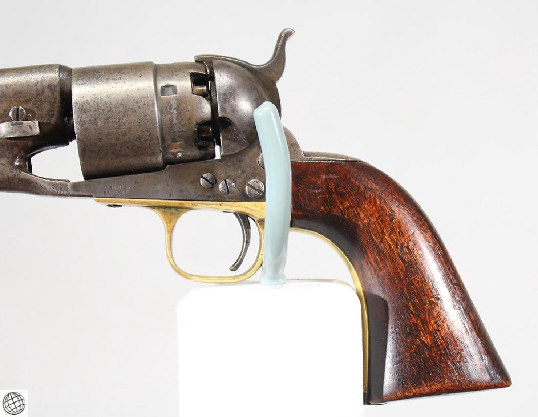 """Model 1860 COLT ARMY REVOLVER 8"""" Bbl Matching Serial - 5"""