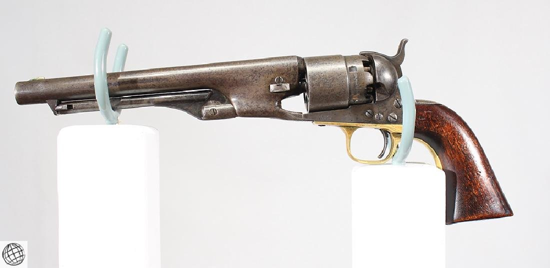 """Model 1860 COLT ARMY REVOLVER 8"""" Bbl Matching Serial - 6"""