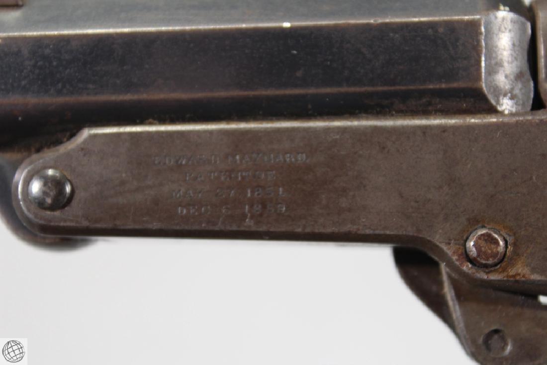 """Second Model MAYNARD CARBINE 26"""" Bbl .35 Cal Serial - 8"""