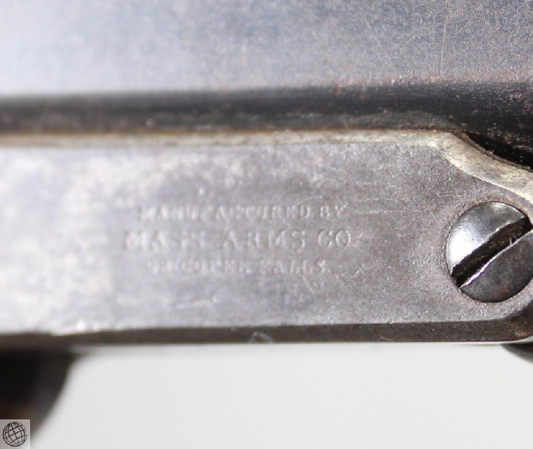 """Second Model MAYNARD CARBINE 26"""" Bbl .35 Cal Serial - 4"""