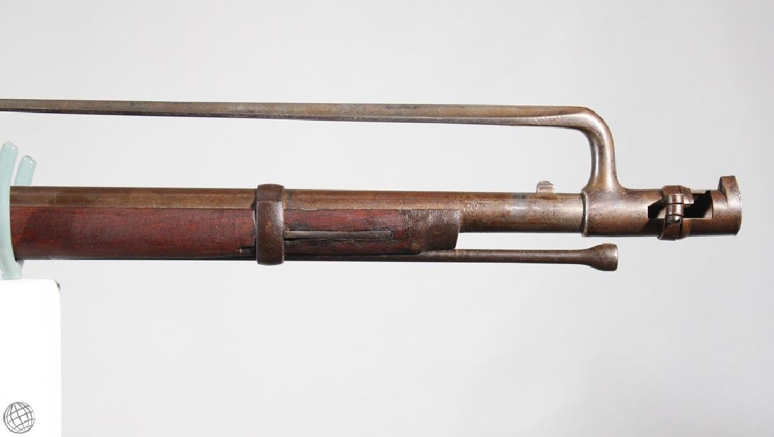 "Model 1861 SPRINGFIELD PERCUSSION RIFLED MUSKET 40"" Bbl - 6"