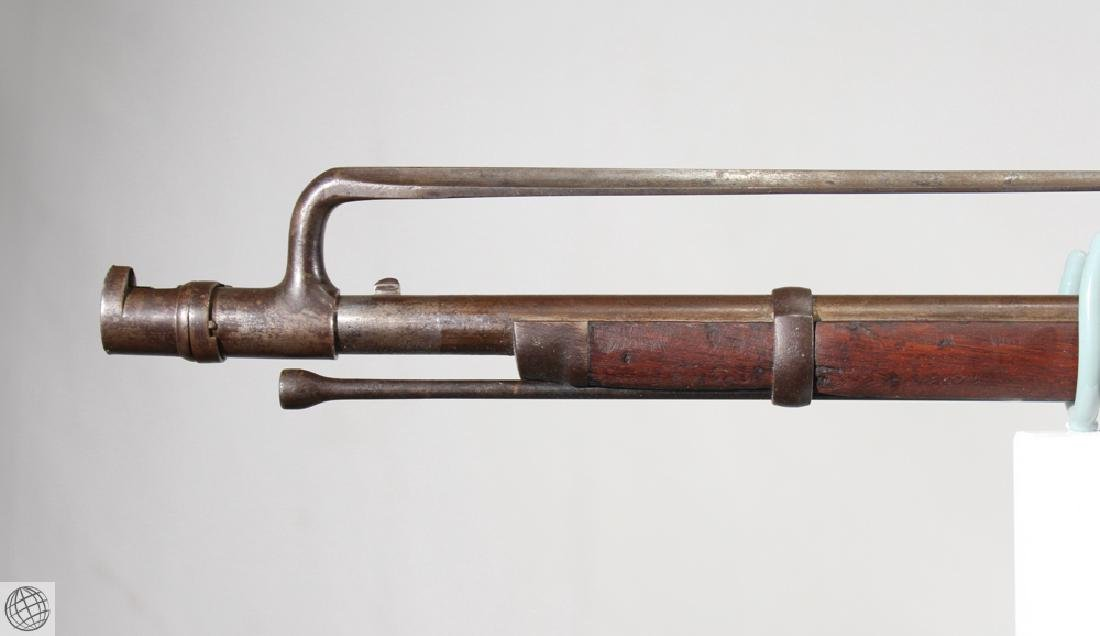 "Model 1861 SPRINGFIELD PERCUSSION RIFLED MUSKET 40"" Bbl - 8"
