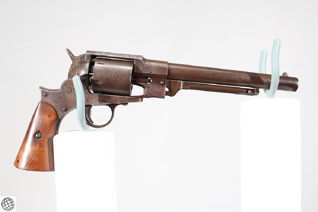 Austin Freeman REVOLVER .44 Cal Hoards Armory Watertown