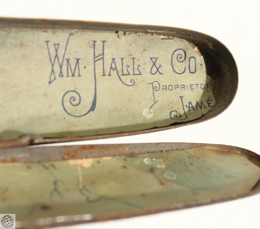 10Pcs Civil War Era ANTIQUE EYEGLASSES AND CASES - 4
