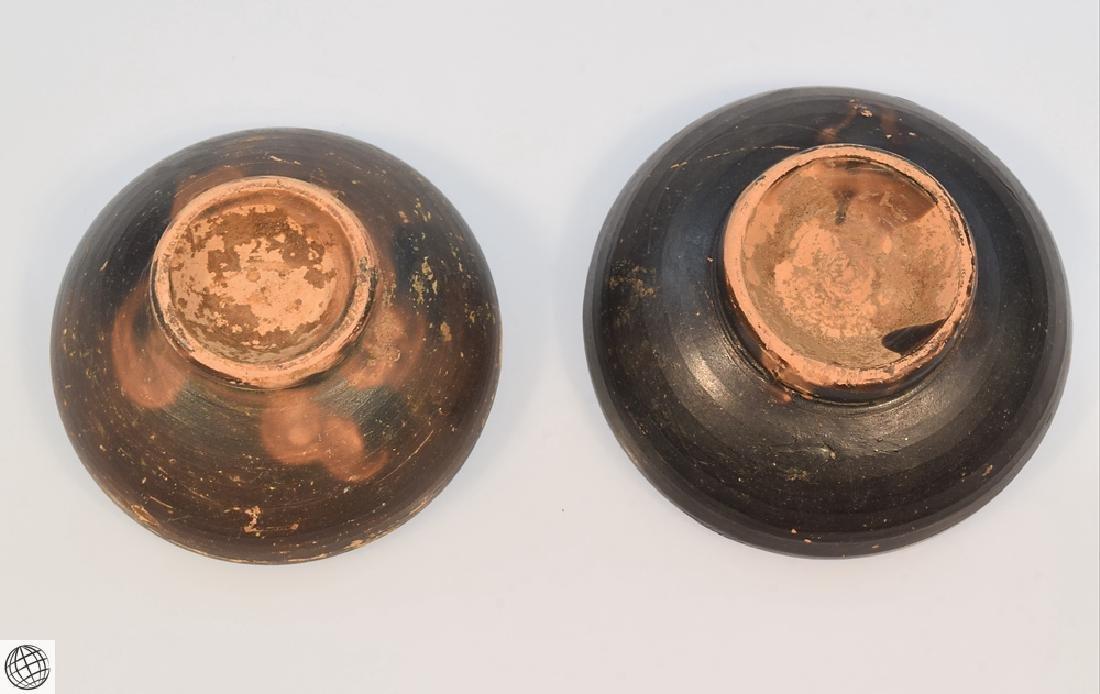 11Pcs Greco-Roman ANCIENT POTTERY Spice Bowls Plates - 4