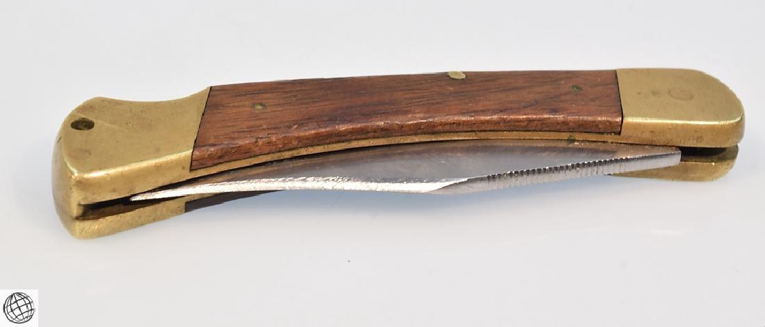 "Vintage 970 Puma-Game-Warden LOCKBACK HUNTING KNIFE 9"" - 10"