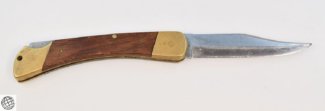 "Vintage 970 Puma-Game-Warden LOCKBACK HUNTING KNIFE 9"" - 3"