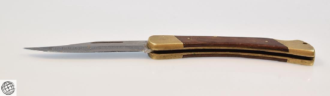 "Vintage 970 Puma-Game-Warden LOCKBACK HUNTING KNIFE 9"" - 5"