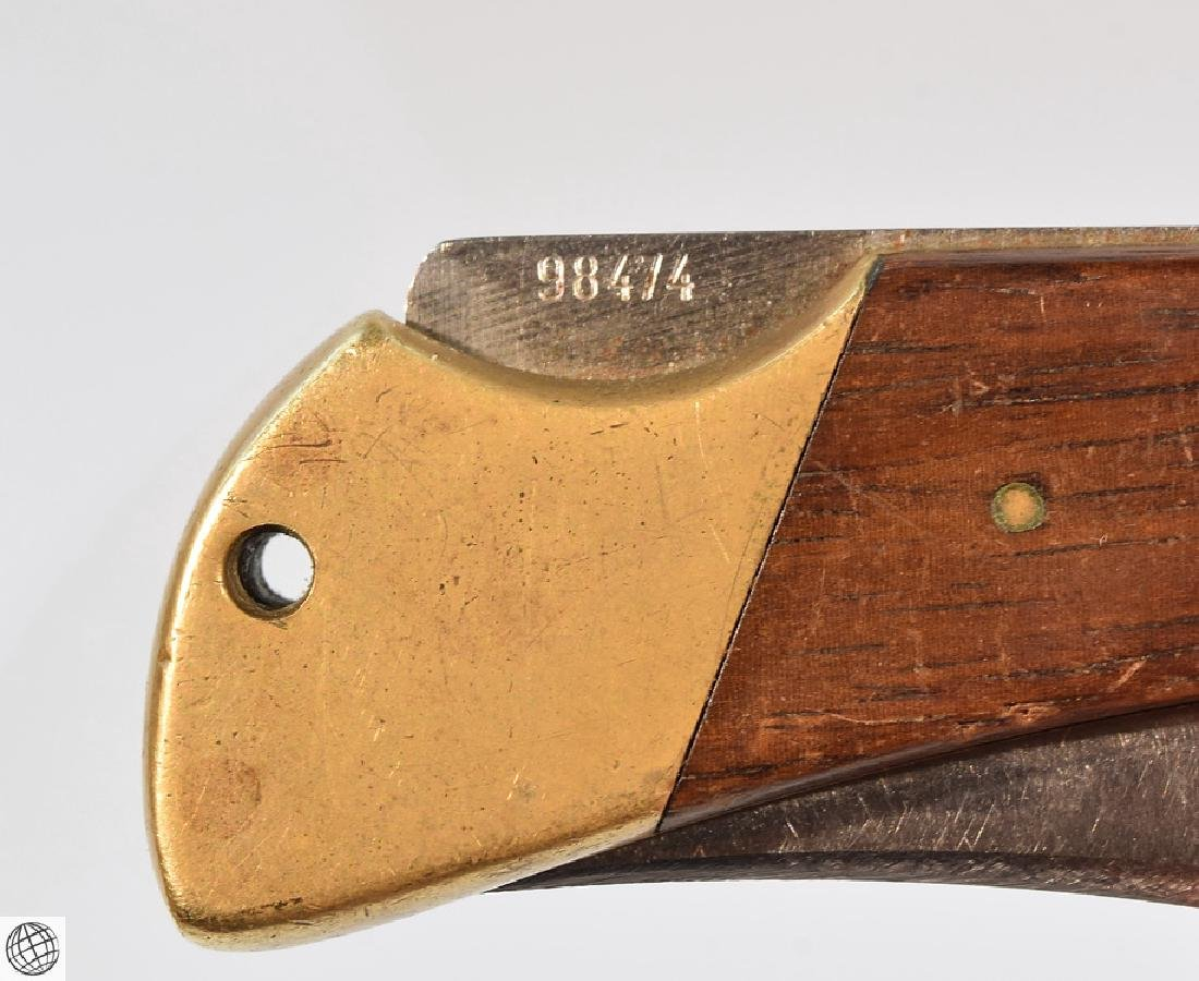 "Vintage 970 Puma-Game-Warden LOCKBACK HUNTING KNIFE 9"" - 8"