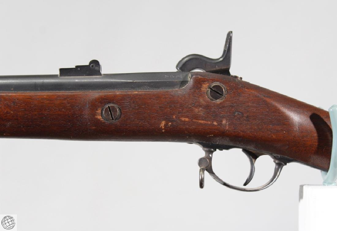 "Mowry Contract 1861 PERCUSSION RIFLED MUSKET 40"" Bbl - 9"