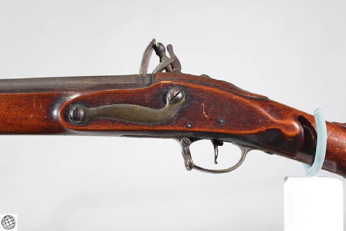 """British Third Model FLINTLOCK BROWN BESS 39"""" Bbl Liege - 8"""