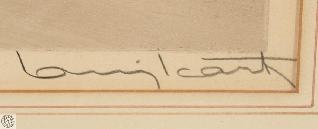 Don Juan LOUIS ICART Original Signed Numbered Ltd Ed - 6