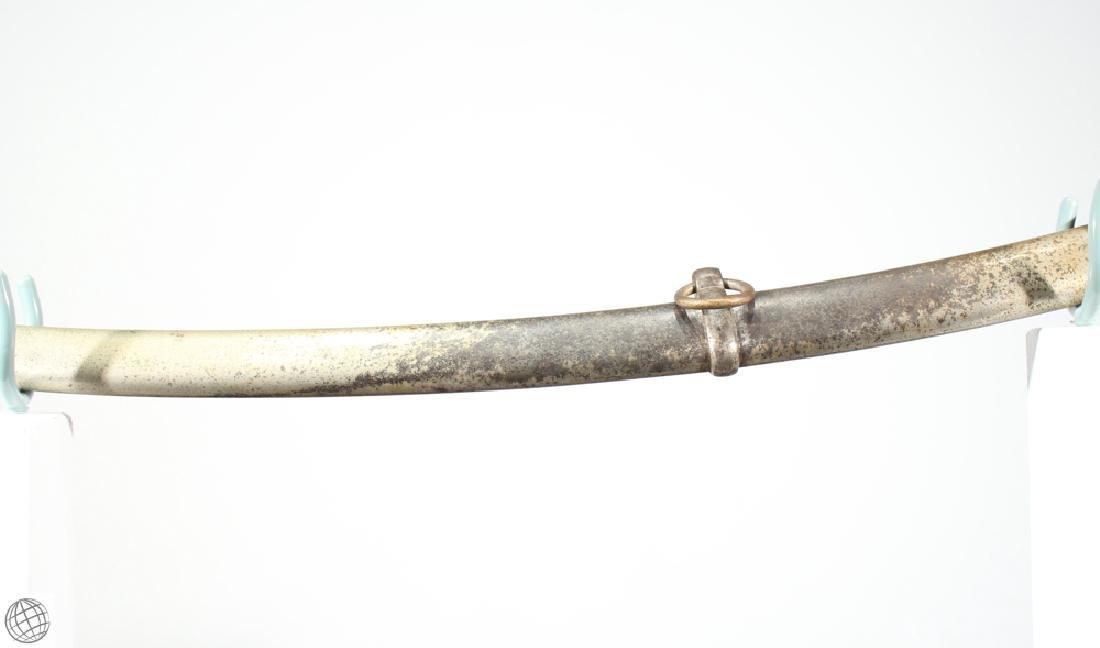 US Model 1840 US ARTILLERY SABER Ames Inspector Marked - 4