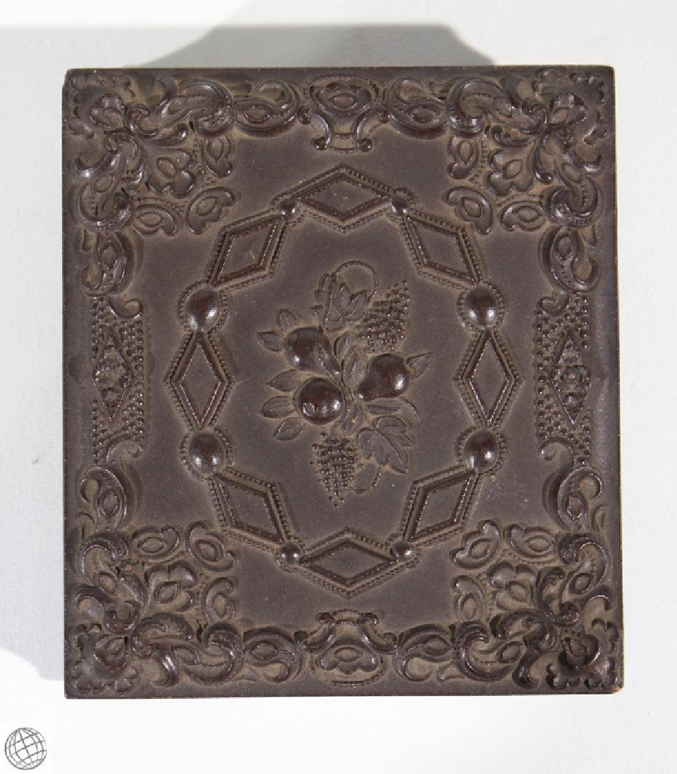 4Pcs. Antique 19th Century THERMOPLASTIC UNION CASES - 3