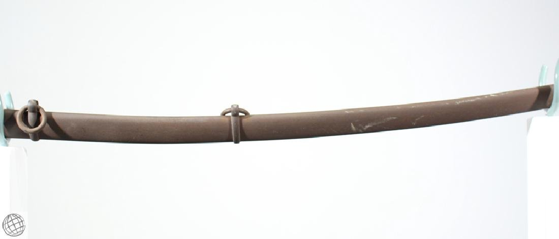 Ames Model 1860 SABER Inspector Marked CEW Dated 1864 - 3