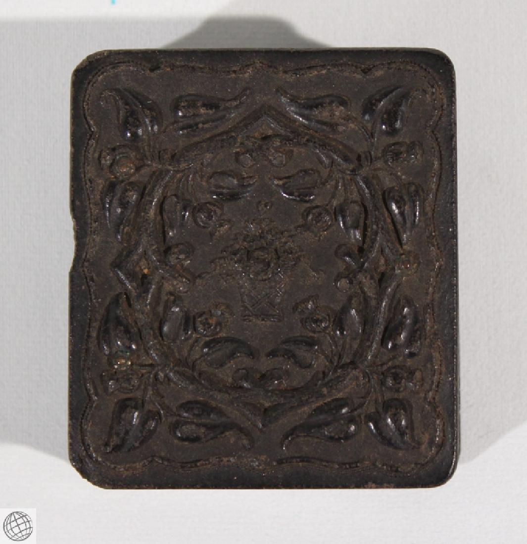 5Pcs Antique 19th Century THERMOPLASTIC UNION CASES - 4
