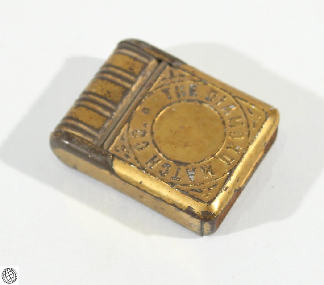 7Pcs Antique Collectible ROYCROFT ASHTRAYS CANDLESTICKS - 2