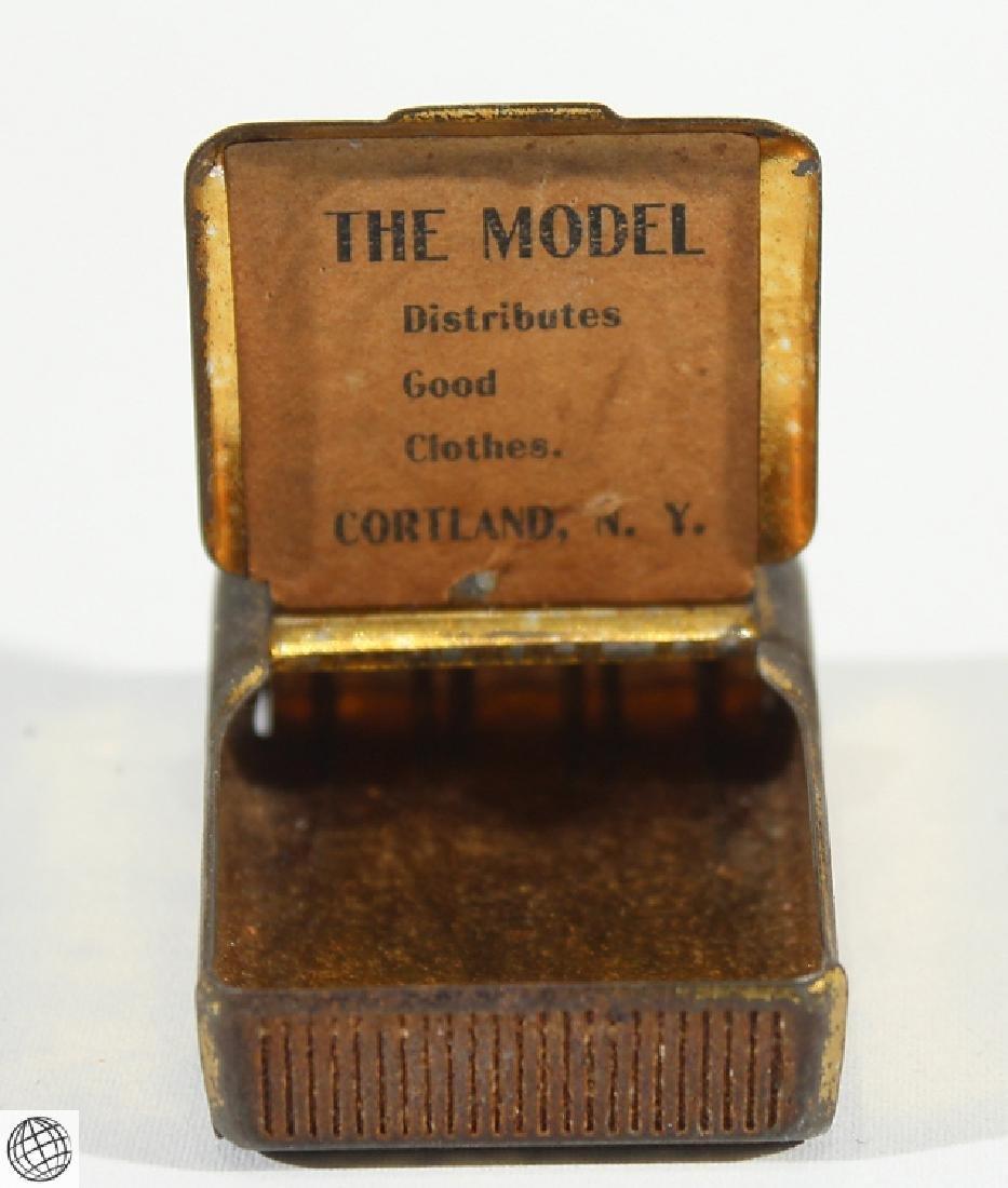 7Pcs Antique Collectible ROYCROFT ASHTRAYS CANDLESTICKS - 3