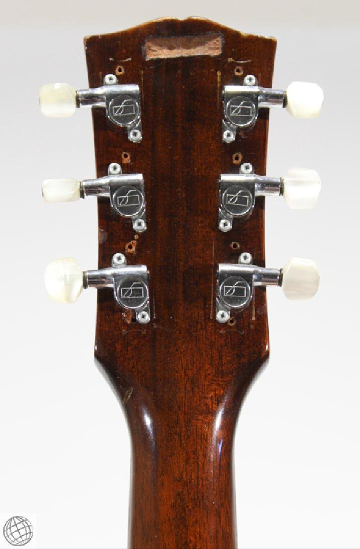 Vintage Archtop Electric Guitar GIBSON ES-120T C1965 - 7
