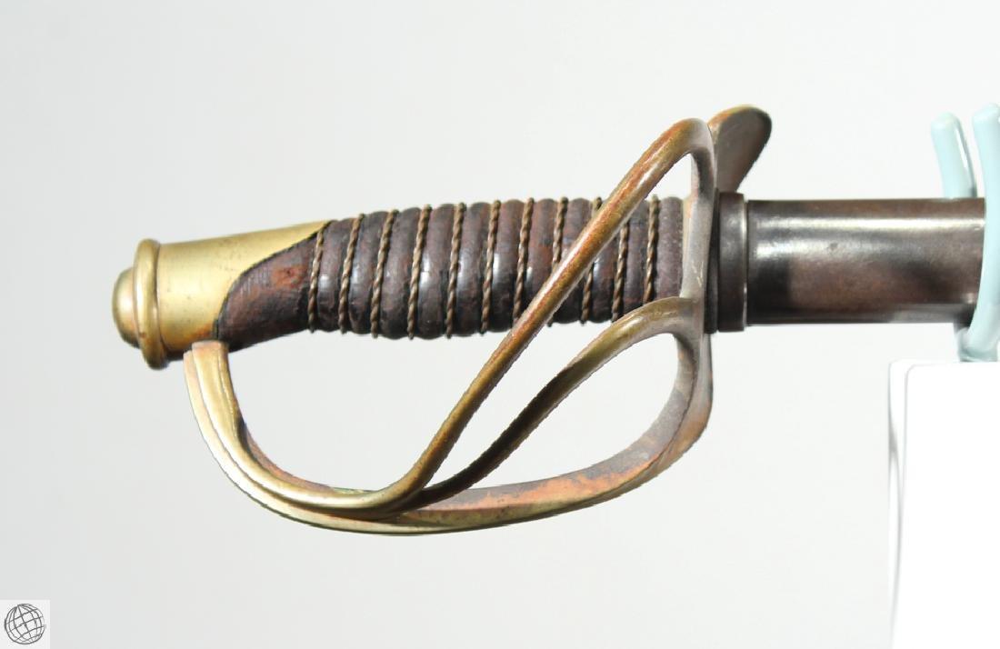 Ames Model 1860 CAVALRY SABER Scabbard Original Antique - 2